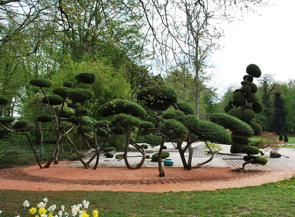 Pr sentation du parc floral parc floral de la source for Plantes et jardins adresse