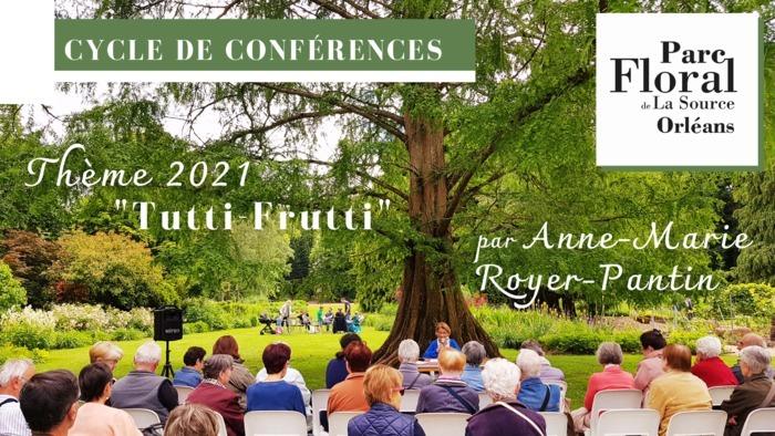 "Conférence 2/4 ""Des pommes"