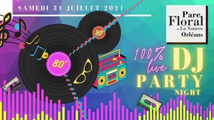 Nocturne - DJ Party Night [années 80 & 90]