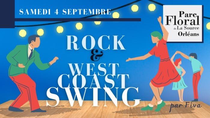 Nocturne - Grande soirée dansante [West Coast Swing & Rock]